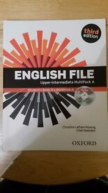 English File third edition: Upper-intermediate: MultiPACK A with iTutor and iChecker, Oxford