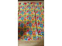 Scoobydoo bedding and curtains