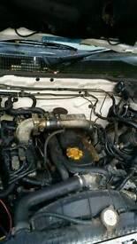 Low miles Nissan Terrano Engine
