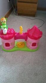 Princess Lego Castle