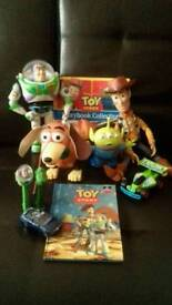 Toy Story collection. JOBLOT £60