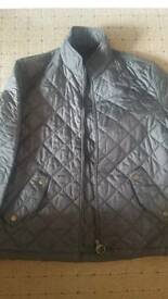 Men's Barbour quilt jacket