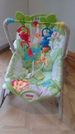 Fisher price rainforest chair