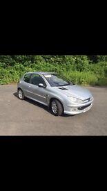 Peugeot 206 Quiksilver - 2004 – Hatchback – 78,000 miles – Manual – 1.4L – Petrol
