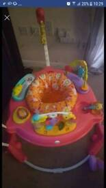 Like new Fisher price jumperoo