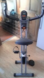 Exercise bike new