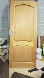 Internal solid doors