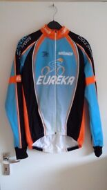 Cycling jacket chest 38 inches unworn ,warm and windproof
