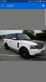 Range Rover V8 SC AUTO