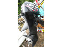 Mercury Outboard Long Shaft 40 hp 4 Stroke (just been professionally serviced)