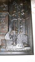 seltens Berliner Eisen,Wandbild,sehr alt, Original, Relief Kunst Berlin - Marzahn Vorschau