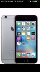 I PHONE 6 16GB VODAFONE AND LEBARA NETWORK