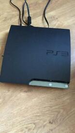 250gb PS3 console perfect condition + GAMES