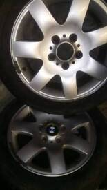 Bmw 16 inch alloys