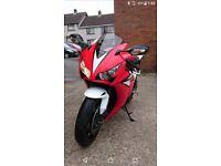 Honda Fireblade 2012 ABS Miles 4228