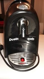 COFFEE MACHINE IS TAKE CAPSULES DUALIT CAFFITALY SYSTEM MODEL;DCC03 GOOD CONDITION
