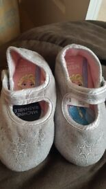 Child's Disney Frozen Ballet Shoe - size 7