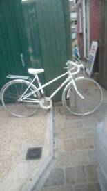 Ladies racing bike 5 gear 1979 excellent condition original gwo small. Frame 1979