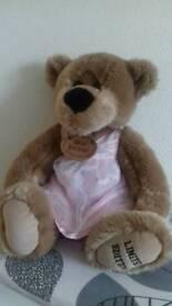 Bear factory teddy limited edition bear