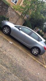 2010 Vauxhall Astra 1.4 SE 5dr Manual Petrol Hatchback