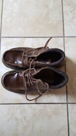 Mens Clarks Boots Size 9