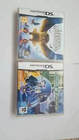 2 piece Nintendo DS games