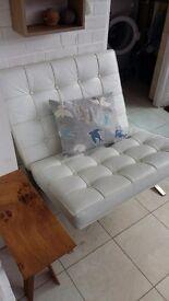 Stylish Barcelona Chair