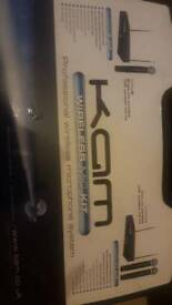 Kam kwm11 wireless mic