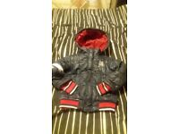 Boy coat 3 years old