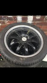 Lenso stage1 alloys 4x100