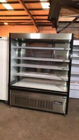 Polar gh269 drink and sandwich multi deck fridge 1560W 750D 1978H new condition