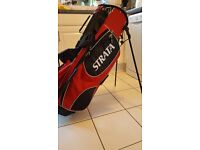 STRATA Golf bag as NEW