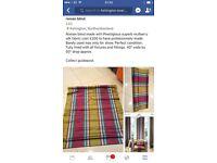 Roman blind prestigious fabric rrp £200