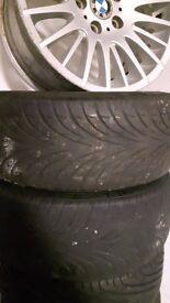 17 inch bmw alloys 5x120