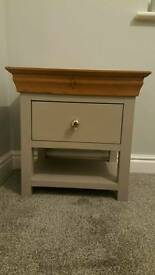 Chest of drawers and/or bed side table