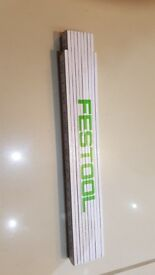 Festool 2m folding rule , yardstick - brand new