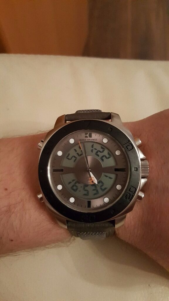 Cheap New watch, BOSS ORANGEin Reading, BerkshireGumtree - New cheap Watch Boss Orange very nice watch price in shop 147 pounds please contact 07565313243