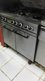 Curry oven cooker industrial
