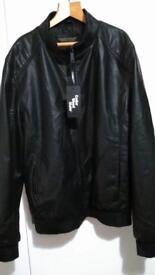 Men's PVC jacket brand new