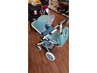 Cosatto Ooba Travel System (Pram) ***PRICE REDUCED***