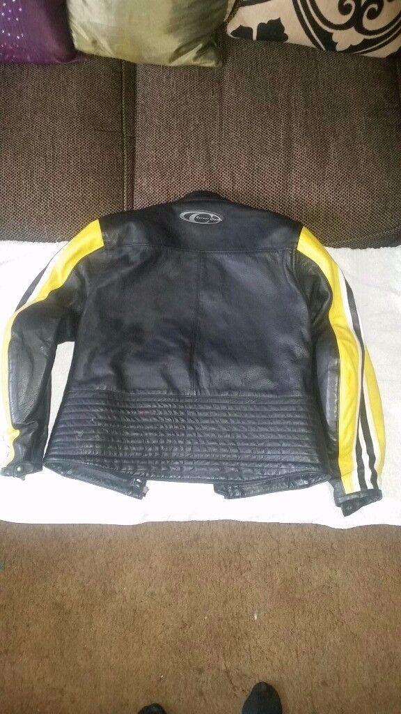 Corner bikers jacket