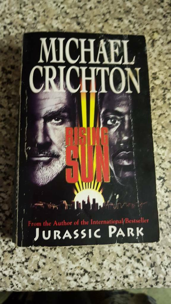 michael crichton rising sun movie