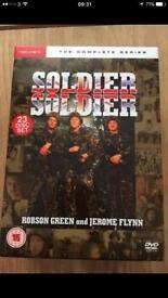 Soldier Soldier complete boxset