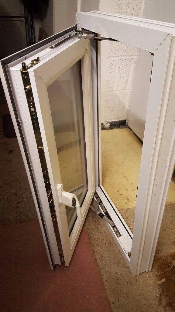 Single casement/Fanlight window