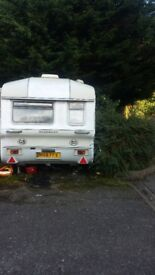 Classic Windrush caravan