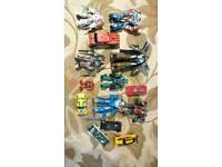 Transformers job lot