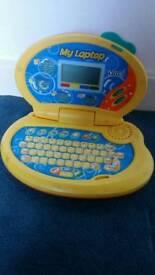 Vtech Laptop.