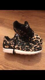 Ladies Adidas Trainers Size 5