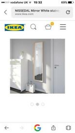 Ikea Nissedal full length mirror