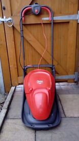 Easiglide lawn mower. Used twice,like new. Surplus to requirement. Soon be time to mow lawn,be quick